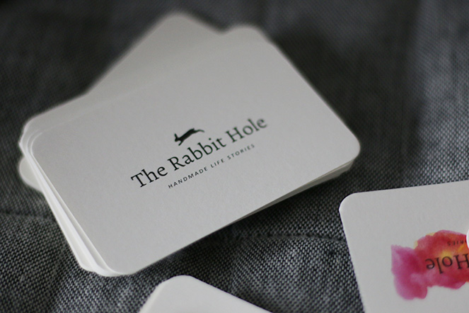 My new business cards how to turn basic cards in something unique reheart Images